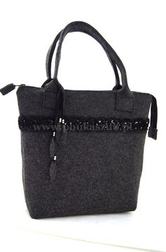 Your dream bag from felt. Polish, Kashubian production. Any designs, colors and sizes. More models www.phukaszub.pl