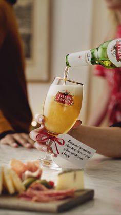 Finding the perfect gift for someone can be very stressful, and can even take some of the fun out of the holidays. So when it comes to making holiday memories, more and more of us are becoming drawn toward experiences instead of material possessions. This year, make time to have a Stella Artois with your friends and family - because the memories that last forever are often made over a beer.