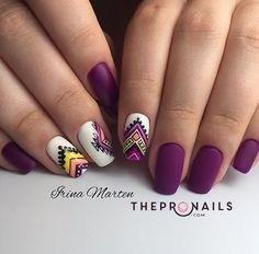 #nails #colorful #thepronails #inspiration