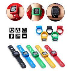 Sport LCD Pedometer Step Calorie Counter Walking Pedometer http://answermanhealthandfitness.com/shop/sport-lcd-pedometer-step-calorie-counter-walking-pedometer-watch/