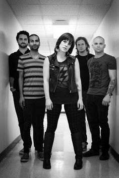 flyleaf - kristen may