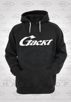 Gackt Hoodie The Gazette One Ok Rock BabyMetal XJapan Moi Dix Mois Gacharic Spin #Handmade #Hoodie