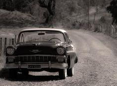 Carros antigos (Itaúna)