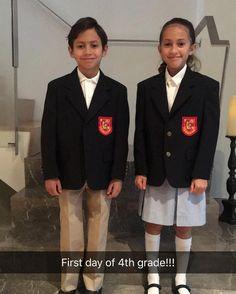 Jennifer Lopez sends her twins off to fourth grade: 'So proud'  Jennifer Lopez proudly sent her twins off to fourth grade this week.  #WorldofDance #JenniferLopez #MarcAnthony #WarrenBuffett #AlexRodriguez @WorldofDance