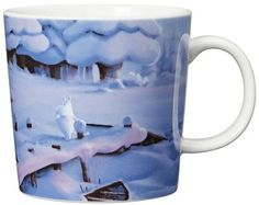 Moomin Mugs from Arabia – A Complete Overview Moomin Shop, Moomin Mugs, Nordic Interior Design, Tove Jansson, Helsingborg, Animation, Beautiful Images, Hot Chocolate, Design Art