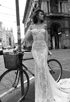 Wonderful Perfect Wedding Dress For The Bride Ideas. Ineffable Perfect Wedding Dress For The Bride Ideas. Top Wedding Dresses, Wedding Dress Trends, Wedding Gowns, Wedding Ideas, Wedding Inspiration, Couture Wedding Dresses, Silky Wedding Dress, Daily Inspiration, 2 Piece Wedding Dress