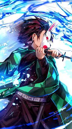 Demon slayer, Kimetsu no yaiba - 8 Snap Case for iPhone 6 & iPhone Otaku Anime, Manga Anime, Manga Naruto, Anime Demon, Anime Art, Madara Wallpapers, Animes Wallpapers, Maneki Neko, Hero Wallpaper