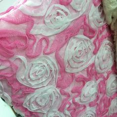 LOVE this adorable new rosette lace