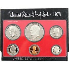 1978-S 6-Coin Proof Set