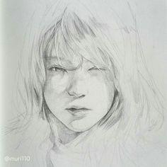 Sketchbook 16.01.28 ~ 16.02.11 (my side ig account - @muri110)