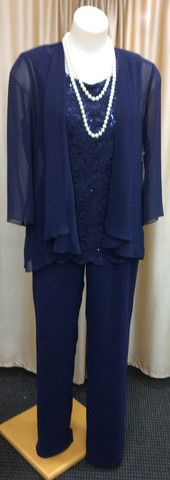 Pant Suit 25 | Isabella Fashions | Mother of the bride dresses, plus sizes, and evening wear
