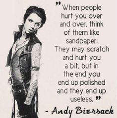 - Andy Biersack