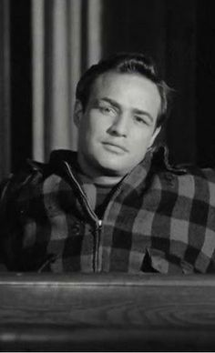 Marlon Brando in On the Waterfront (1954)