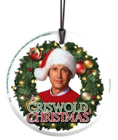 a griswold christmas glass ornament christmas vacation movie christmas movies christmas fun christmas - Hap Hap Happiest Christmas
