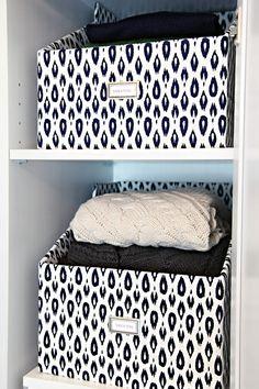 Get an Organized Bedroom This Weekend with 14 DIYs | thegoodstuff