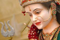 Durga Mata is considered as the goddess of patience, fearlessness, and power. Puja N Pujari offers a variety of Maa Goddess Durga Photo Frames Online. Navratri Devi Images, Chaitra Navratri, Happy Navratri, Lord Durga, Durga Ji, Durga Goddess, Lord Shiva, Mahakal Shiva, Lord Vishnu