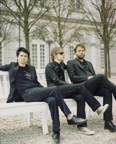 Muse - Matt Bellamy Dominic Howard Christopher WolstenholmeMusic
