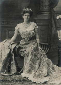 Lady Mary Curzon of Kedleston, Vicereine of India.
