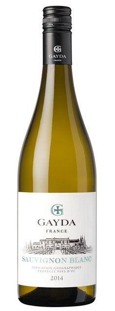 Sauvignon Blanc - Domaine Viticole Gayda - Aude Pays d'Oc