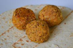 Palavras que enchem a barriga: Almôndegas de lentilhas para um esquistinho de pri...