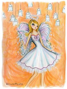 Angel Girl - Bella Pilar