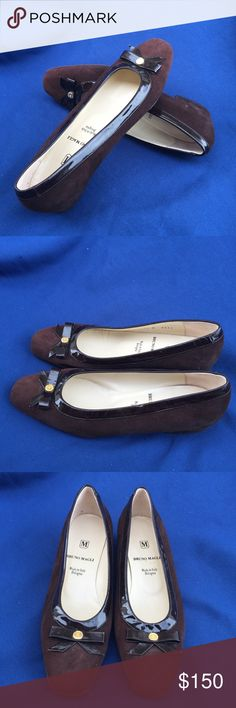 Bruno Magli size 7,5 AA Like new Bruno Magli Shoes Flats & Loafers