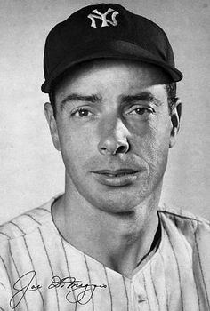 Joseph Paul (Joe) DiMaggio (11/25/14 - 03/08/1999) born in Martinez, nicknamed Joltin' Joe and The Yankee Clipper was an American Major League Baseball center fielder who played his entire 13-year career for the New York Yankees. Cause of death, lung cancer.