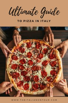 A must read for every pizza lover planning to eat their way through Italy Italy Travel Tips, Travel Destinations, Travel Europe, Travel Advice, Travel Ideas, Travel Guide, Leftover Pizza, Eat Pizza, Group Travel