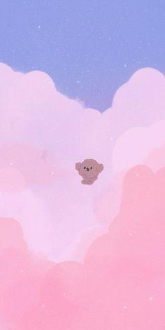 Cute Pastel Wallpaper, Soft Wallpaper, Cute Patterns Wallpaper, Iphone Background Wallpaper, Scenery Wallpaper, Aesthetic Pastel Wallpaper, Cute Anime Wallpaper, Disney Wallpaper, Bear Wallpaper