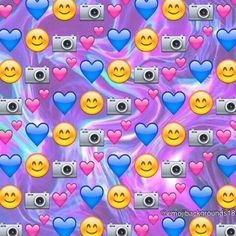 Emoji Emojis Background