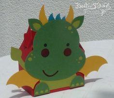 Drachen-Box
