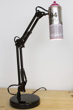 Spray Can light / MTN 94 / photosfromanasshole for designersof.com