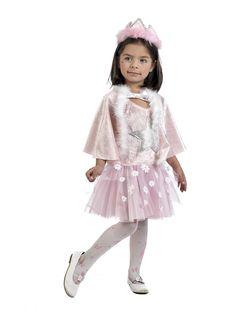 Disfraz de Princesa Margarita. Convierte a tu niña en una princesa de su cuento encantado con esta bonito #disfraz para #carnaval