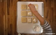 Quick Trick For Decorating Cookies [Video]