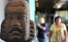 Hallan vestigios de las culturas Mezcala y Olmeca en cueva del sur de México