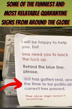 #Some #Funniest #Most #Relatable #Quarantine #Signs #Around #Globe Purple Night Lights, Hair Spa At Home, Best Eyelash Growth, Cake Designs For Girl, Best Electric Pressure Cooker, Protein Shaker Bottle, Cute Christmas Outfits, Pots And Pans Sets, Airtight Food Storage Containers