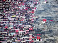 Residence Life Photograph by Jing Wei, National Geographic Your Shot Picture of the Seda Monastery in the Garze Tibetan Autonomous Prefecture, China
