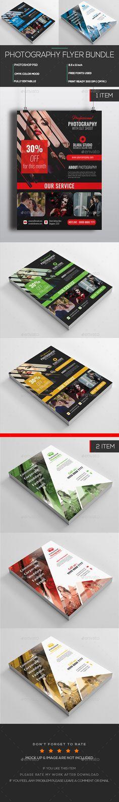 2 in 1 Door Hanger Design Template Volume 2 - Miscellaneous - door hanger design template