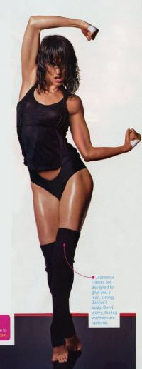 I want this body for myself!