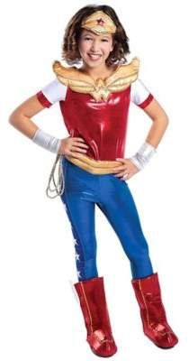 Wonder Woman DC Super Hero Girls Deluxe Child
