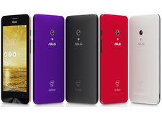 Asus pretende lançar sete novos modelos do ZenFone em 2016