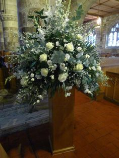 Farmgate Floral Design - Ceremony flowers - Beautiful and creative flower arrangements for weddings, private homes, churches, funerals, part...