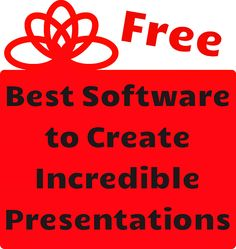 Free presentation software to create impressive presentations in minutes! With a single click you can translate your presentation in more than 80 World languages! Read my full review....