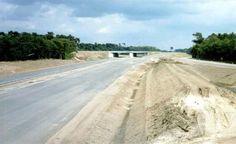 Amersfoort: A28 in aanbouw (1986) Was, Utrecht, Country Roads