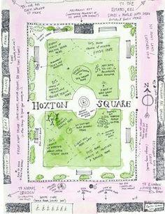 nice Hand Drawn London: Maps Exhibition | Euro Media Check more at http://ukreuromedia.com/en/pin/34130/
