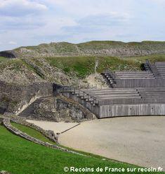 Village de France, Amphithéâtre de Grand, Pays de Neufchâteau, Vosges