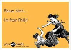 Ha..Ha..Ha..Love it..Philly.!