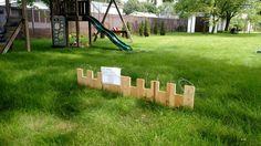"""I just made our lawn great again. When the rabbit den sends its undocumented bunnies into our yard, it's not sending its best and brightest. So I built this wall to stop them from eating my wife's plants and keeping us awake by cheering about 9/11. Rabbits - you can find the receipt under the lilac bush."" Posted by a friend of mine on FB."