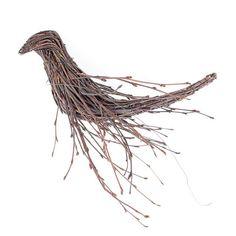 Instagram photo by finntwigs - Today more photographing for the book I'm working with. #birchtwig #bird #allhandmadebyme #björkris #fågel #risutyö #risulintu #koivurisu #käsityö #luonnonmateriaalista #naturalfibers