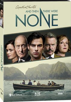And Then There Were None is a 2015 British-American mystery drama thriller television serial that was broadcast on BBC One from 26 to 28 Dec 2015 and Lifetime Network in the U.S. on 13 and 14 Mar , 2016. The three-part programme was adapted by Sarah Phelps and directed by Craig Viveiros. Starring Sam Niell and Miranda Richardson